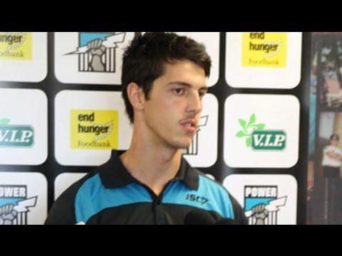 PTV: Mason Shaw debut press conference