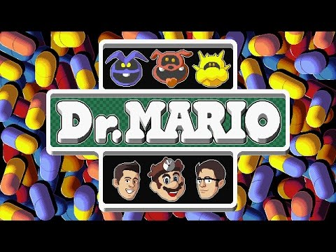 Dr. Mario: Synchronized Goopage - PART 2 - Grumpcade
