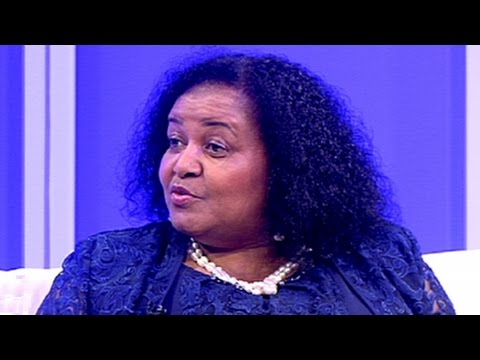 Edna Molewa on her appointments as Chancellor of SMU