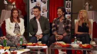 American Reunion: Cinemax Cast Interview Part 1