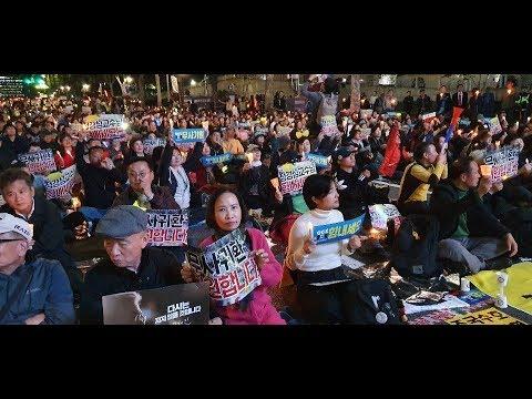 [생방송]검찰개혁 촉구 국민필리버스터 촛불문화제 서초역7번 앞