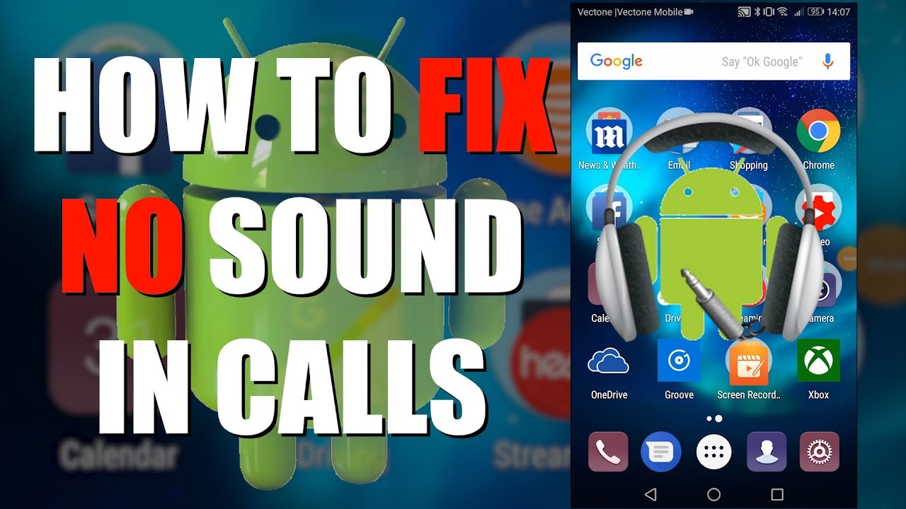 Fix No sound In Calls 2018 With SoundAbout App From Google Play Store