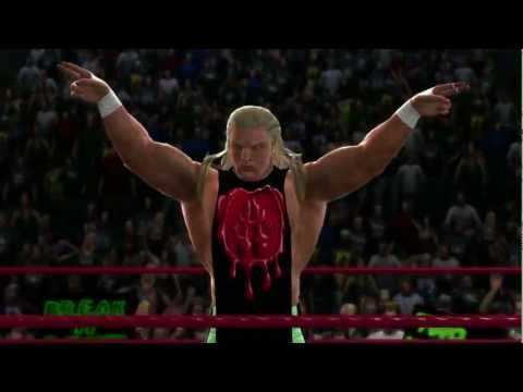 DX Triple H Makes His Entrance In WWE '13 (Official)