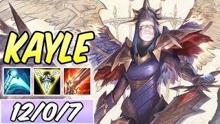 S+ FULL CRIT 40% CDR AD KAYLE + YUUMI BOT | New Build & Runes | Iron Inquisitor Kayle