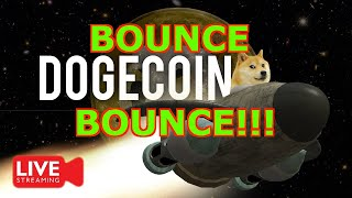 💎🚀🌑 DOGECOIN BOUNCING!!!💎💎💎 (LIVE)