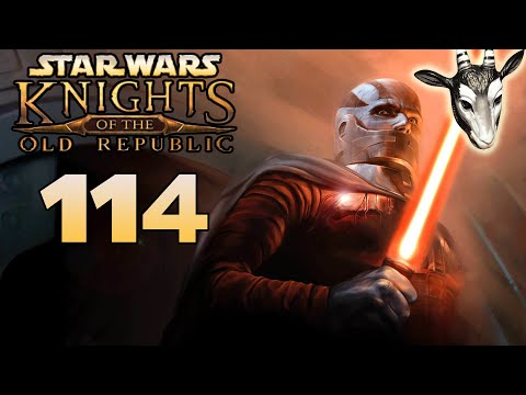 "#114 ● Schon wieder Bastila ● LET'S PLAY ""Star Wars: Knights of the Old Republic"""