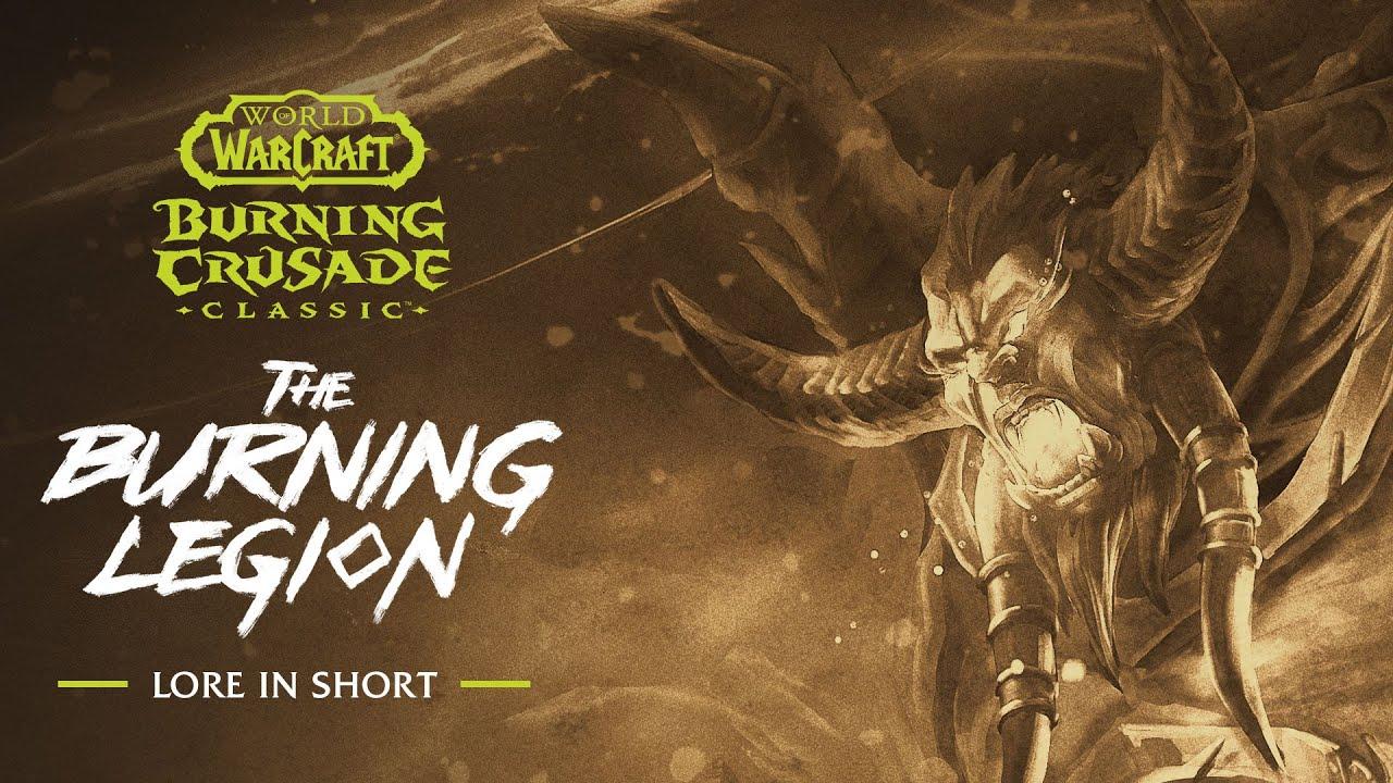 Lore in Short: The Burning Legion