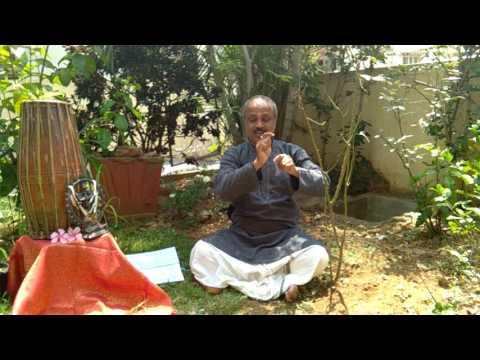 Asamyutha Hastha Viniyoga : Part 3 by Narthana Nipuna Sri Prakash.S.Iyer
