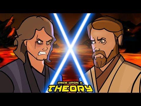 Anakin VS Obi-Wan - Once Upon a Theory Ep2