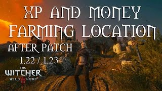 The Witcher 3 - Money And XP Farming Method - After Patch 1.30 / 1.31 - GOTY