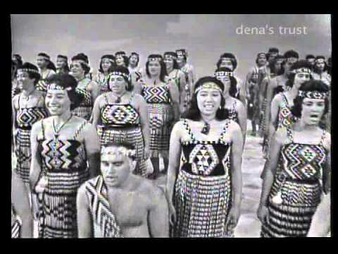 Te Arohanui Maori Concert Party - 1963