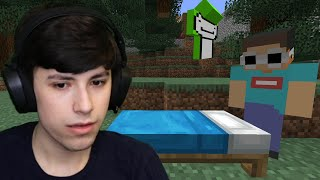 George Finally Joins Dream SMP Lore...