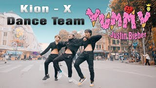 Gambar cover Justin Bieber - Yummy I KION-X DANCE TEAM I SPX ENTERTAINMENT