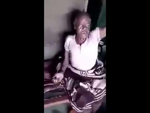 عجوز سودانية ترقص، قمة الطرب thumbnail