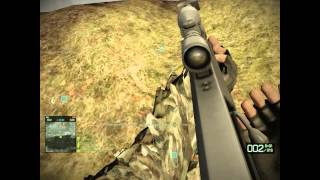 GAMEPLAY | Metal Pesado [[DEVAST]] Papa Francisco ►►(Game)Battlefiedl Bad company 2