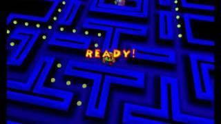 Pac-Man Adventures In Time (PC) Bonus Level: Classic Maze