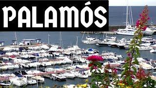 PALAMÓS (Costa Brava, Girona) - Recorriendo el CAMINO DE RONDA ⚓️🌅