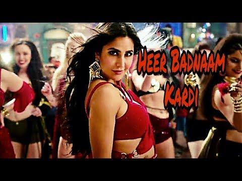 Heer Badnaam Kardi | Zero Song | Shah Rukh Khan, Katrina Kaif, Anushka Sharma | Tanishk Bagchi