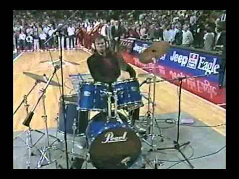 national anthem of the united states on drums chad youtube. Black Bedroom Furniture Sets. Home Design Ideas