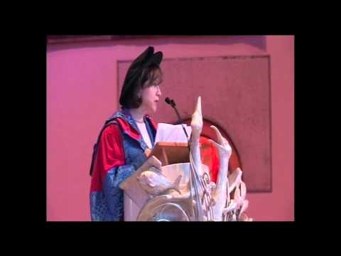 Lyse Doucet acceptance speech