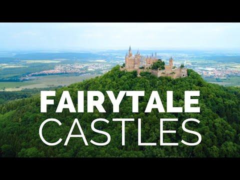 12 Beautiful Fairytale Castles in Europe - Travel Video