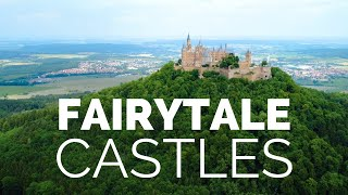 12 Beautiful Fairytale Castles in Europe Travel Video YouTube