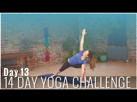 14-Day Yoga Challenge with Fiji McAlpine: Day Thirteen