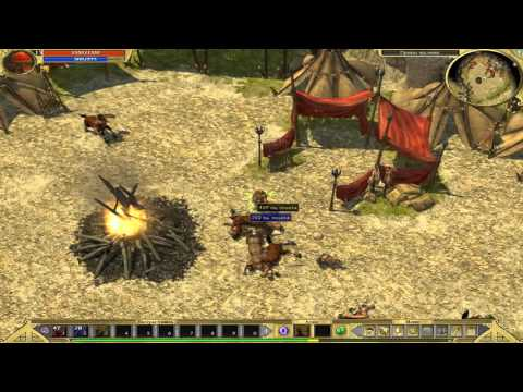 Прохождение Titan Quest Immortal Throne #9
