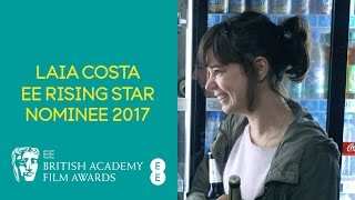 EE BAFTAs 2017: Laia Costa, EE Rising Star Nominee 2017