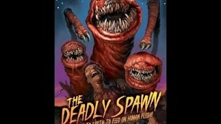 Criaturas Asesinas Deadly Spawn,1983 Spanish DVD VHS