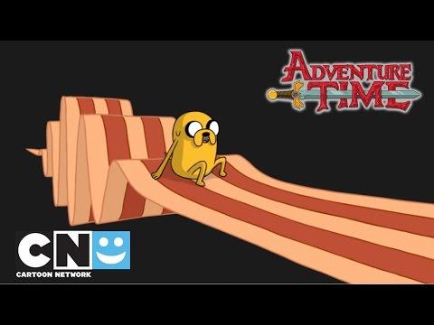 Adventure Time | Bacon Pancakes - Dubstep | Cartoon Network
