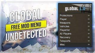 Скачать GTA 5 PC Online 1 46 Mod Menu Global 1 0 V2 W Stealth Money 10Mil Unlock All FREE