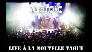 La Gâpette - Intro + Insparition - Live @ La Nouvelle Vague