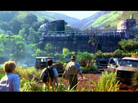 Jurassic Park III - Trailer