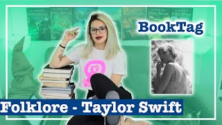 Baixar Booktag: Folklore Taylor Swift   Juliana Zapata