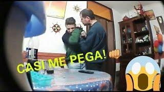 BROMA A MI PAPA QUE VA A SER ABUELO-MC Lucas nuñez