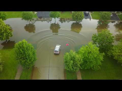 Street Flooding Gurnee
