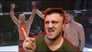Ich reagiere auf Flying Uwe´s MMA Kampf Debüt - Video wurde GESPERRT! | Michael Smolik