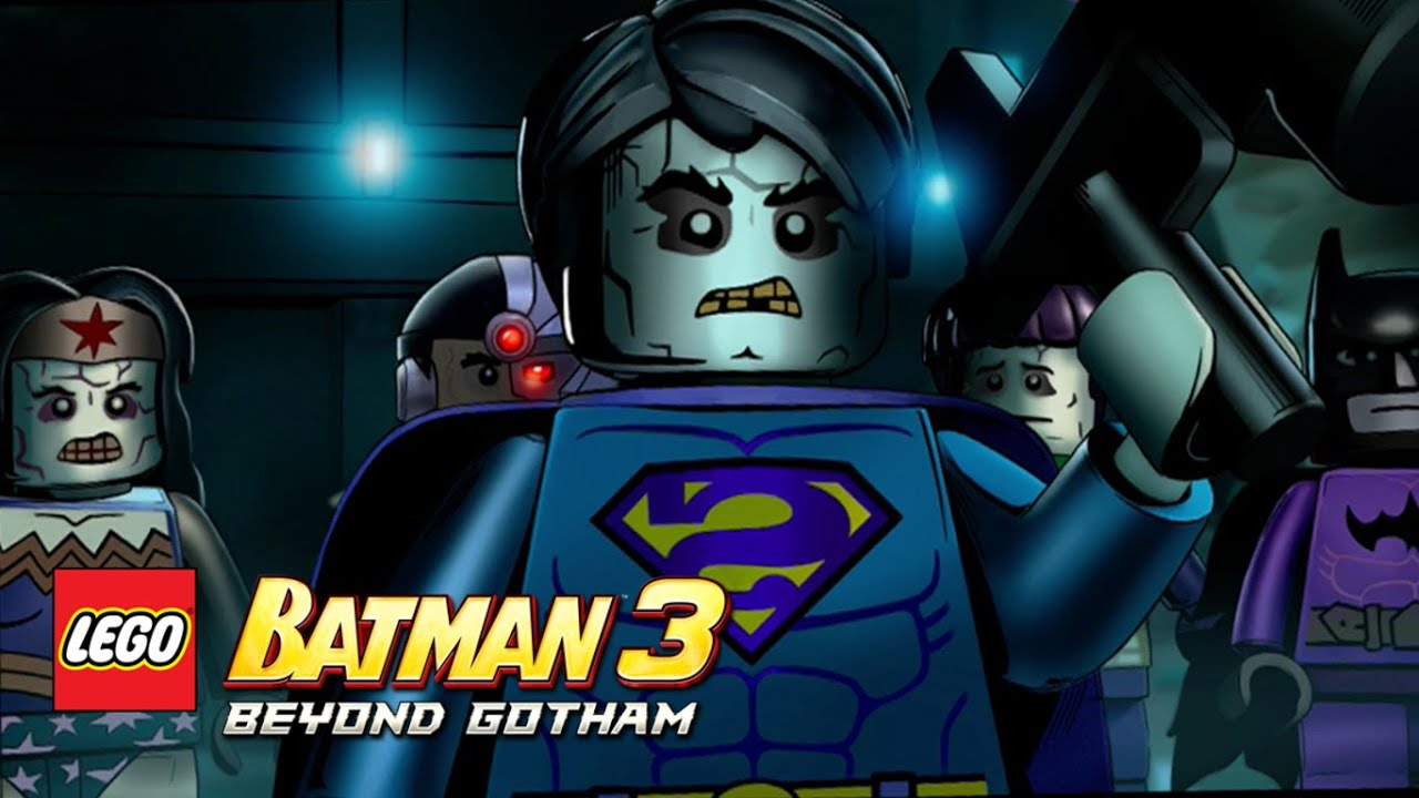 let's play lego batman 3: beyond gotham - bizarro (dlc)