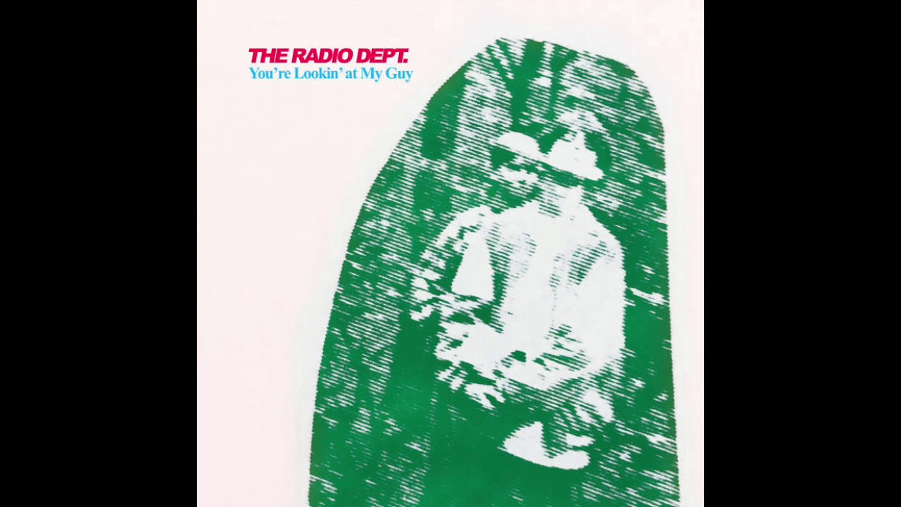 The Radio Dept. - Could You Be The One