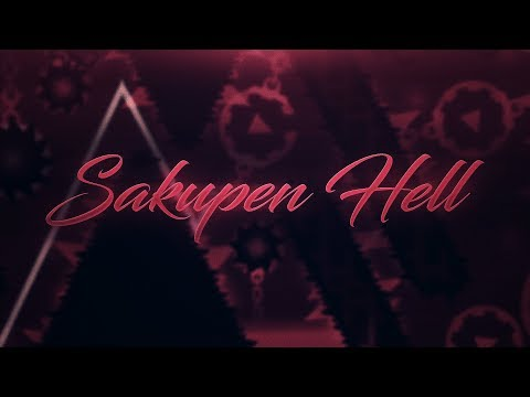 Sakupen Hell (Extreme Demon) By Noobas | On Stream | Geometry Dash