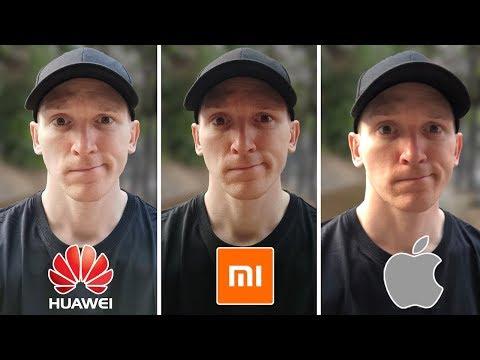 Huawei P30 Pro CAMERA TEST Vs Xiaomi Mi 9 Vs IPhone!