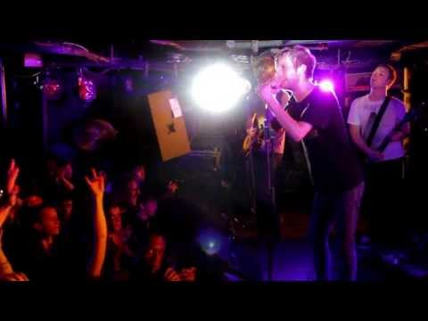 La Dispute - Andria HD (live at Le Batofar, Paris France) 25/07/2011