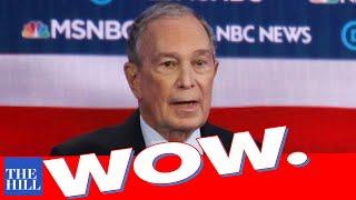 Krystal & Saagar: Bloomberg eviscerated on live television