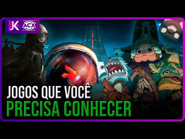 JOGOS INCRÍVEIS ESTÃO CHEGANDO AO XBOX + GAME PASS - ID XBOX #2
