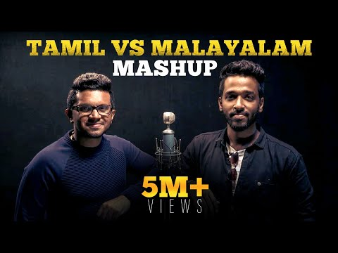Tamil VS Malayalam Hits Mashup - Rajaganapathy ft.Nikhil Mathew