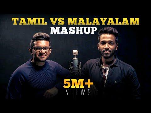 Tamil VS Malayalam Hits Mashup - Rajaganapathy ft Mathew
