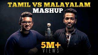 Tamil VS Malayalam Hits Mashup - Rajaganapathy ft.Nikhil Mathew