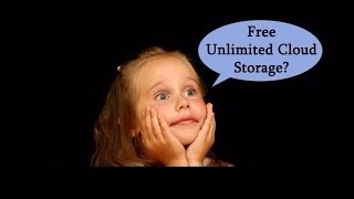 UNLIMITED Cloud Storage for FREE | 2016 | Android & iOS | Tips & Tricks