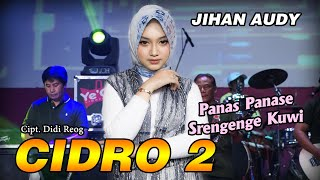 Cidro 2 - Jihan Audy - Versi Koplo ( Official Music Video )